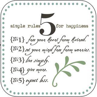 5simpleRules
