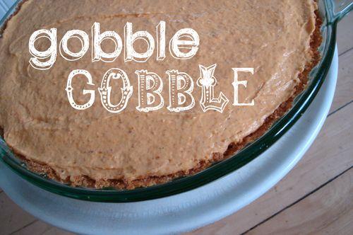 gobble gobble~