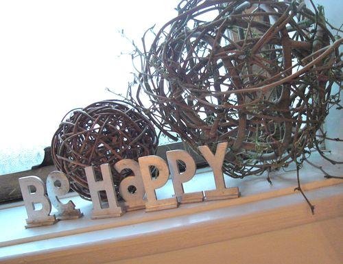be happy NOW!