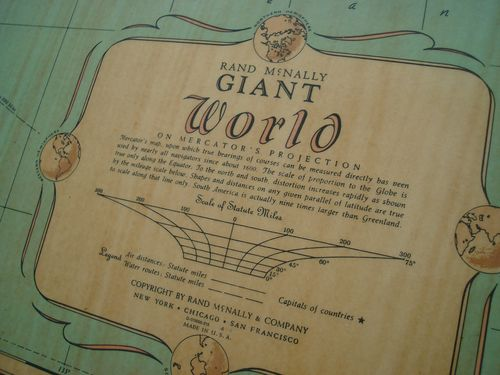 it's a GIANT world