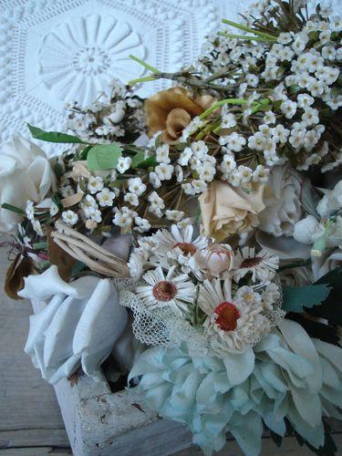 fleurs of my winter garden