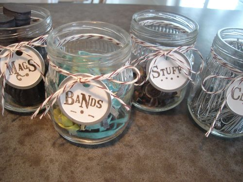 baby jars indeed!