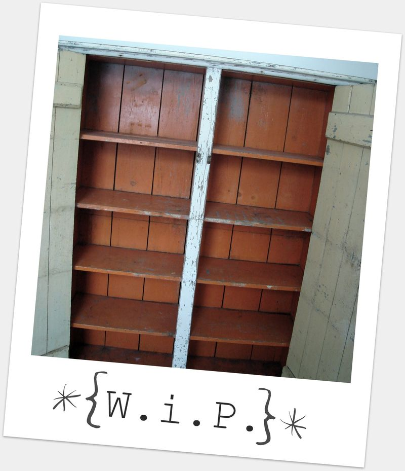 cupboard B4