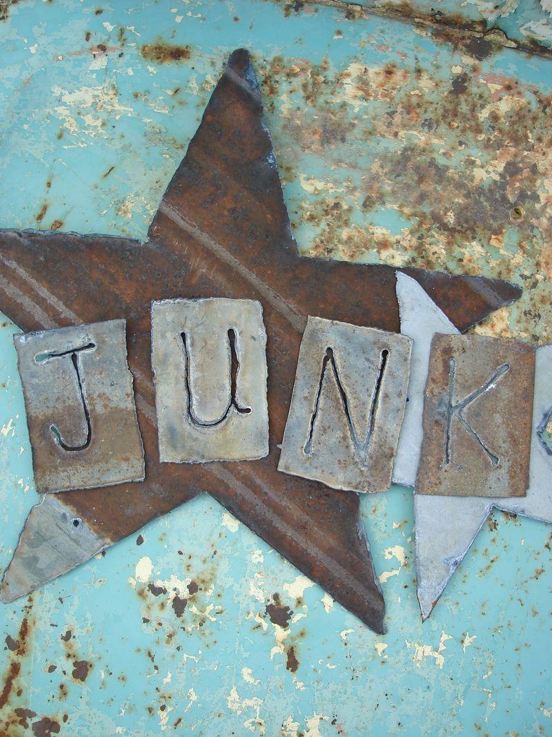 lots of junk!