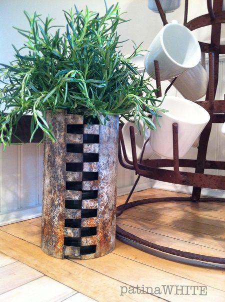 topiary in junk