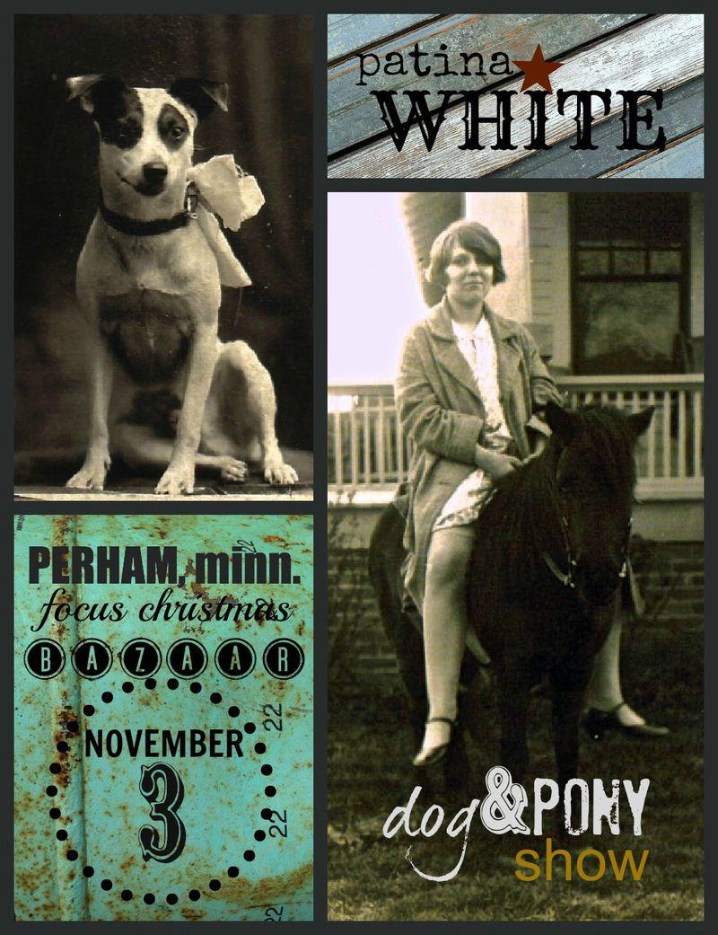 Dog&ponySHOW