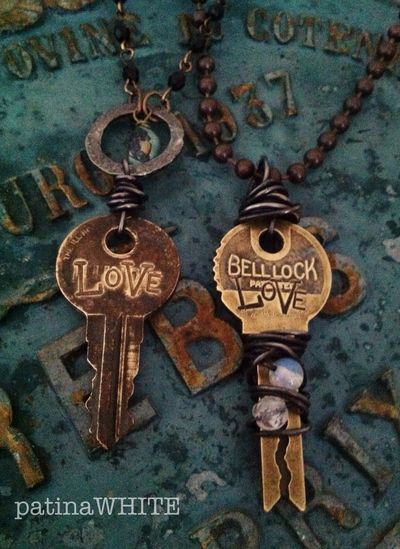 the key {2} love