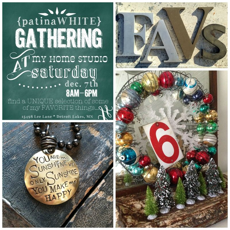 Gathering collage BRIGHT
